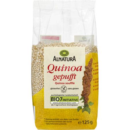Alnatura Bio Quinoa gepufft