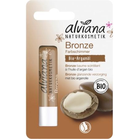 alviana Bronze Lippenpflegestift