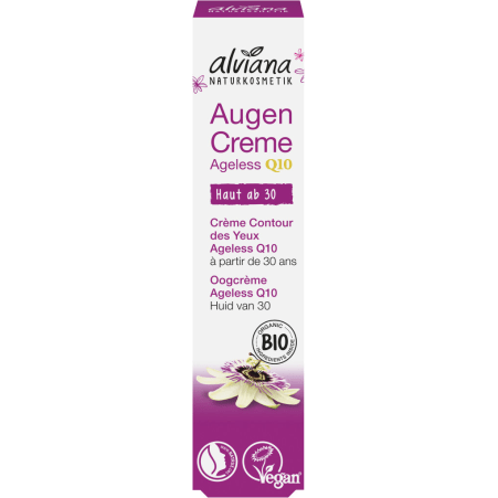 alviana Anti-Aging Q10 Augencreme