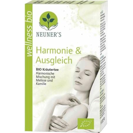 Neuner's Bio Wellness Kräutertee Harmonie & Ausgleich