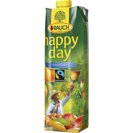 Rauch Happy Day Orange Mango Fairtrade 1,0 Liter