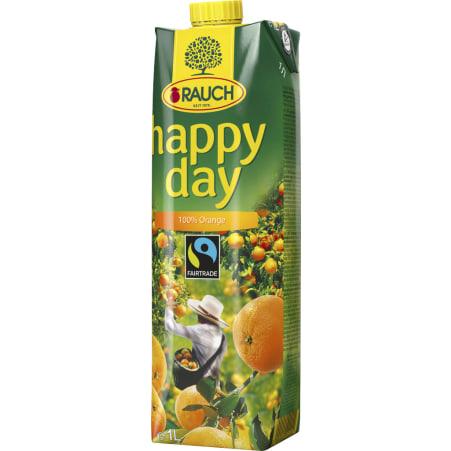 Rauch Happy Day Orange Fairtrade 1,0 Liter
