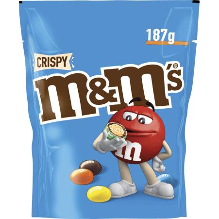 M&M'S Crispy 187 gr
