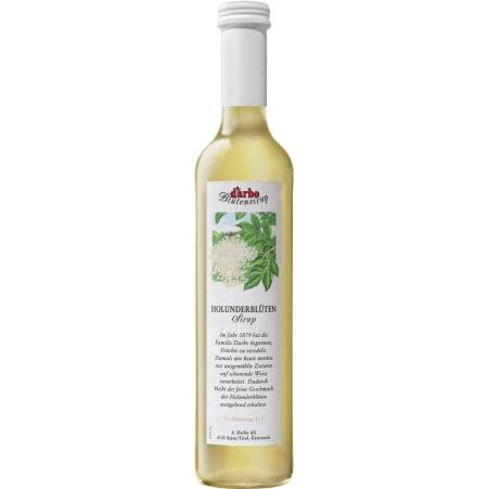 Darbo Sirup Holunderblüte 0,5 Liter
