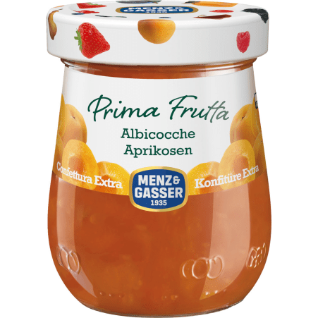 Menz & Gasser Prima Frutta Aprikose
