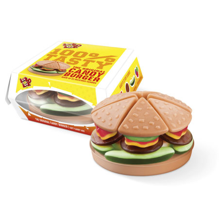 Look o Look Candy Burger 130g Candy Burger