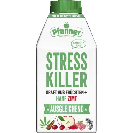Pfanner Stresskiller 0,5 Liter