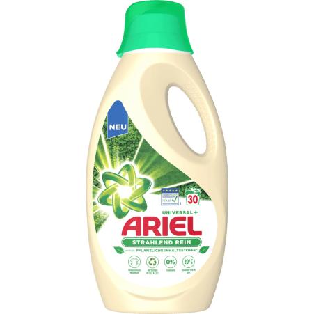 Ariel Ariel Flüssig Pflanzenbasis 30WG