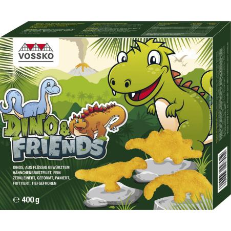 Vossko Dino & Friends