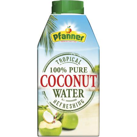Pfanner Coconut Water 0,5 Liter
