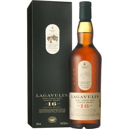 Lagavulin Single Malt Whisky 43%