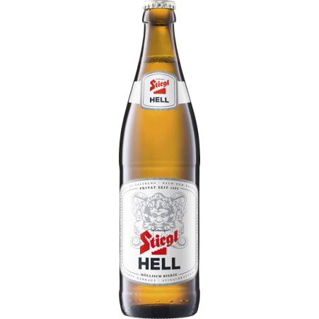 Stiegl Hell Kiste 20x 0,5 Liter