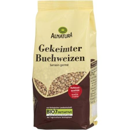 Alnatura Bio Gekeimter Buchweizen