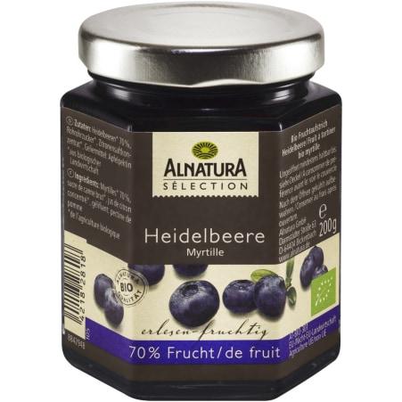 Alnatura Bio Fruchtaufstrich Heidelbeere
