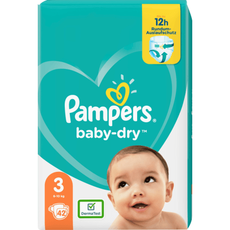 Pampers Baby-Dry Gr. 3