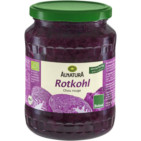 Alnatura Bio Rotkohl