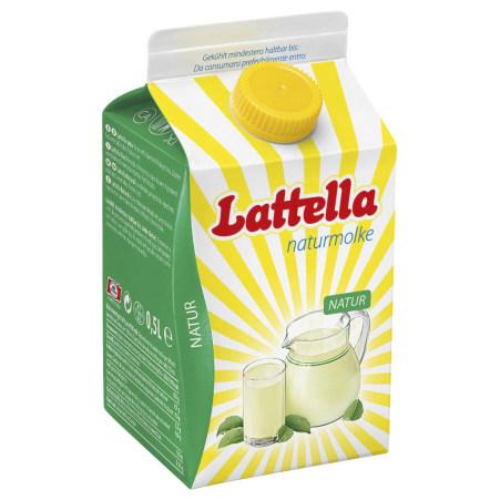 Lattella Naturmolke 0,5 Liter
