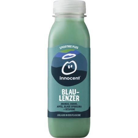 innocent Smoothie Plus Blaulenzer 0,3 Liter