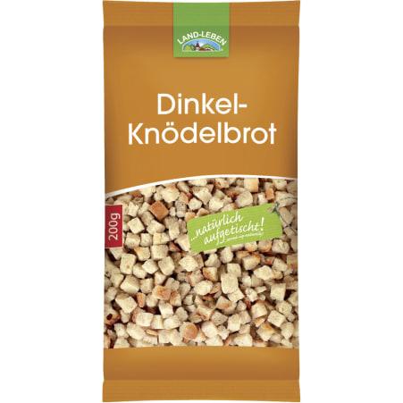 LAND-LEBEN Nahrungsmittel GmbH Dinkel-Knödelbrot