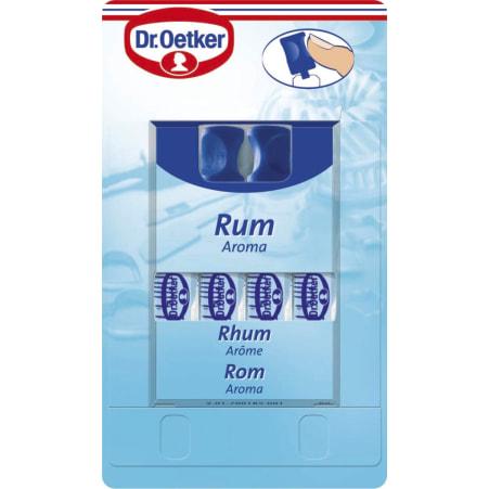 Dr. Oetker Backaroma Rum 4er-Packung