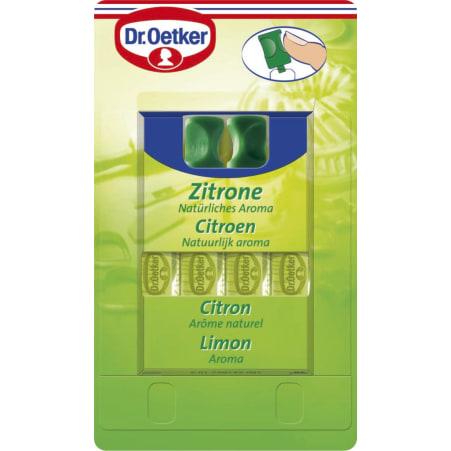 Dr. Oetker Backaroma Zitrone 4er-Packung