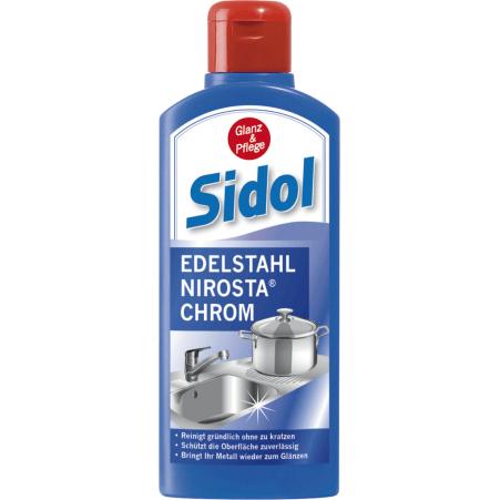 SIDOL Edelstahl Nirosta Chrom
