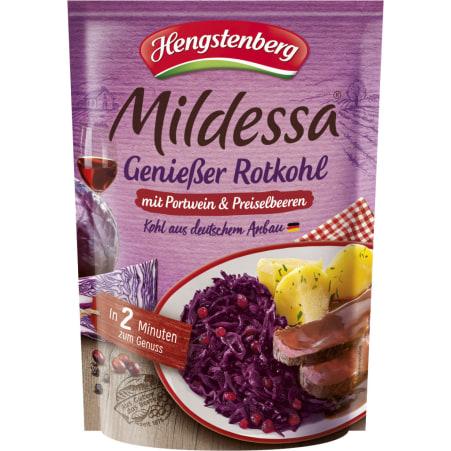 Hengstenberg Mildessa Genießer Rotkohl mit Portwein