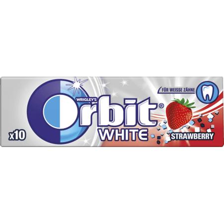 ORBIT Orbit White Strawberry