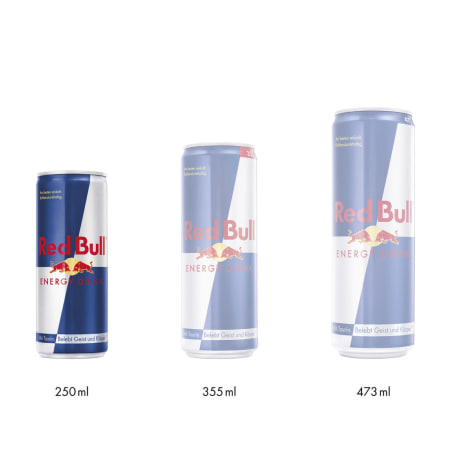 Red Bull Energy Drink Tray 6x 0,25 Liter Dose