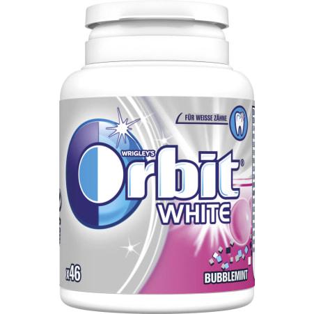ORBIT Orbit White Bubblemint Bottle