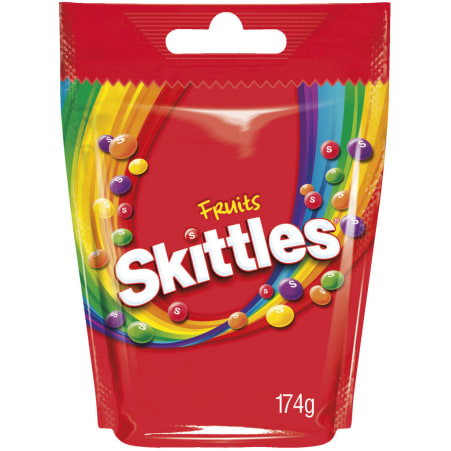 SKITTLES Fruits Beutel