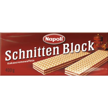 Napoli Schnittenblock