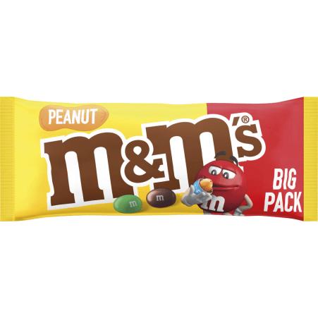 M&M'S Erdnuss 70 gr