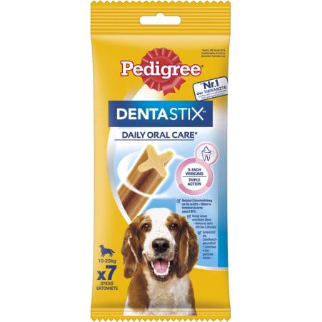 PEDIGREE Dentastix medium 7er-Packung