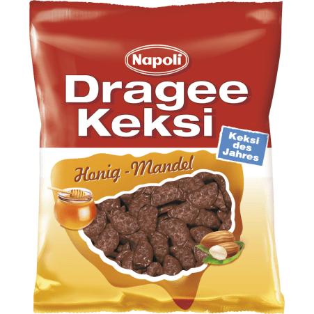 Napoli Drageekeksi Honig Mandel