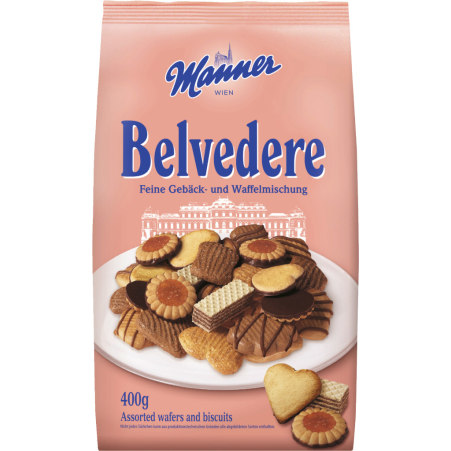 Manner Belvedere Gebäckmischung