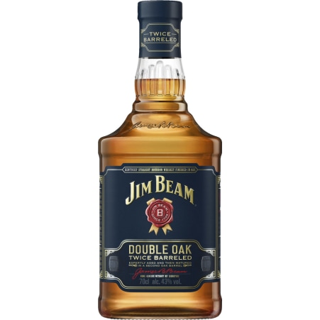 Jim Beam Double Oak 43%