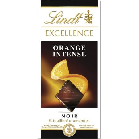 Lindt&Sprüngli Schokolade Excellence Orange Intense