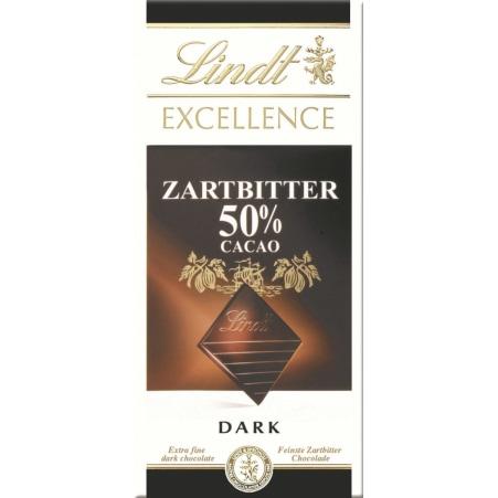 Lindt&Sprüngli Schokolade Excellence Zartbitter 50%