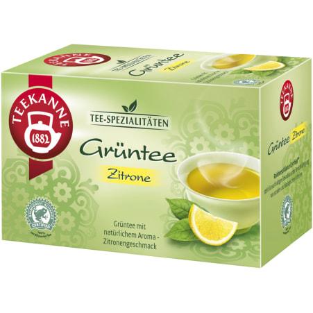 TEEKANNE Grüner Tee Zitrone