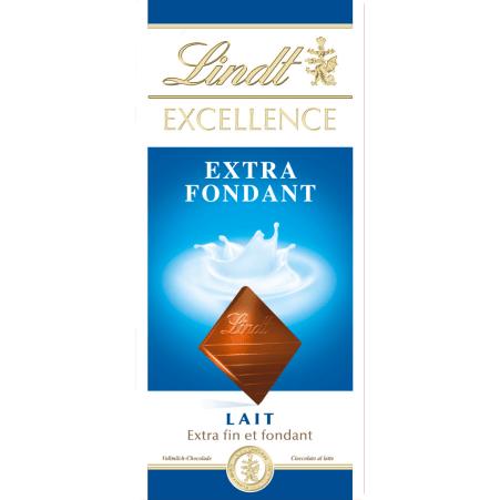 Lindt&Sprüngli Schokolade Excellence Milch