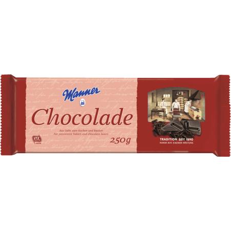Manner Schokolade Kochen & Backen