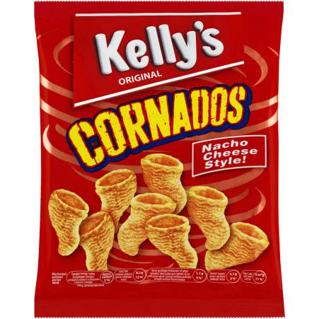 Kelly's Cornados Nacho Cheese