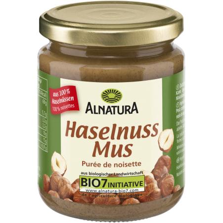 Alnatura Bio Haselnuss-Mus