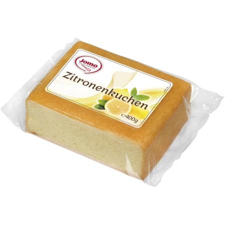 JOMO Zuckerbäckerei Zitronenkuchen