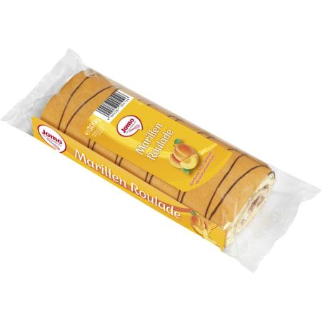 JOMO Zuckerbäckerei Marillenroulade