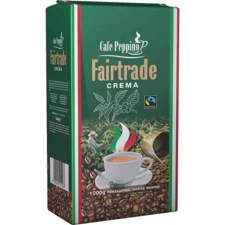Cafe Peppino Crema Fairtrade
