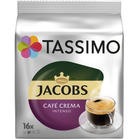 TASSIMO Jacobs Cafe Crema Intenso