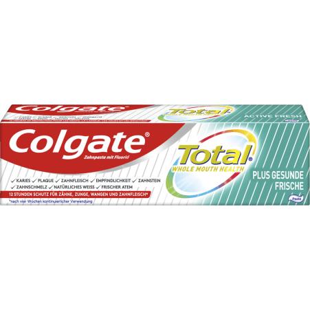 COLGATE Zahnpasta Total Gesunde Frische