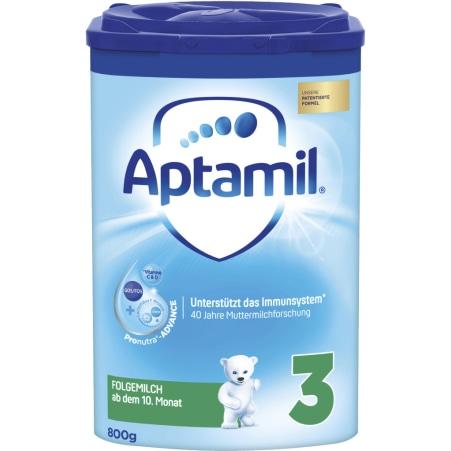 APTAMIL Aptamil 3 Folgemilch ab 10. Monat